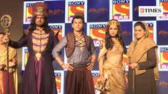 Launch of fantasy show Aladdin starring Siddharth Nigam and Avneet Kaur