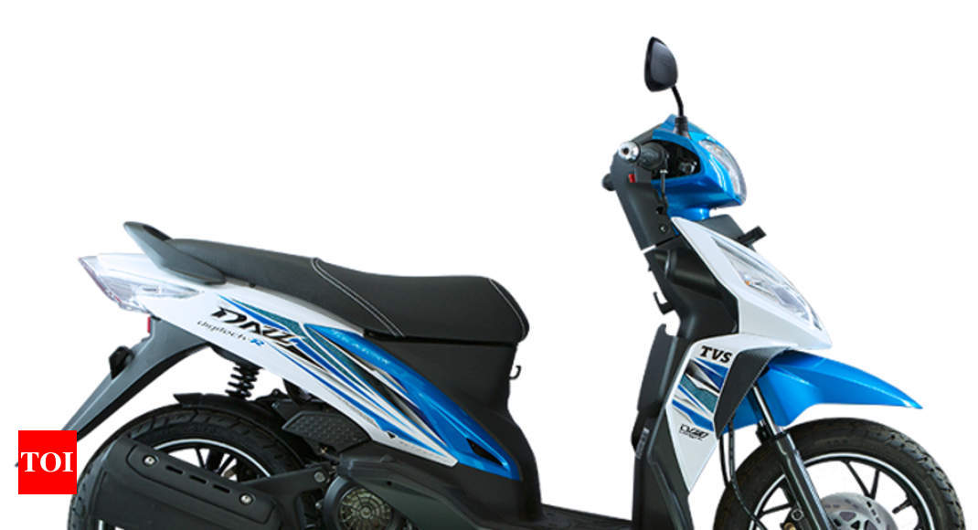 TVS Motor: TVS launches new scooter, 3-wheeler in
