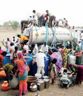 Marathwada, northern Maharashtra staring at drought once again