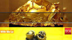 Meaning behind different Laughing Buddha statues