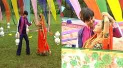 Yeh Un Dinon Ki Baat Hai: Ashi Singh and Randeep Rai recreate the 80s era