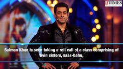 Bigg Boss 12 First Promo: Salman Khan promises double dose of entertainment this season