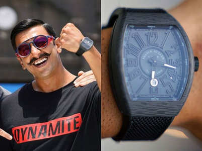 Celebs who wear the most expensive watches