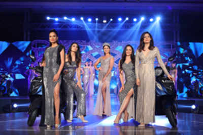 Divas inch a step closer to the crown at Yamaha Fascino Miss Diva 2018 Chennai sub - contest