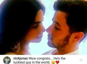 Priyanka-Nick's social media PDA is too cute