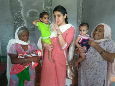 Two Bathinda baby girls adopted by couples from USA, Spain