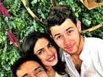 Priyanka Chopra and Nick Jonas's roka ceremony pictures