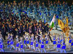 Asian Games 2018 Opening ceremony photos