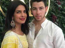 Priyanka Chopra and Nick Jonas engagement bash
