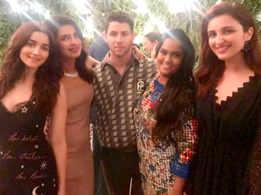 Who wore what at Priyanka Chopra's engagement party