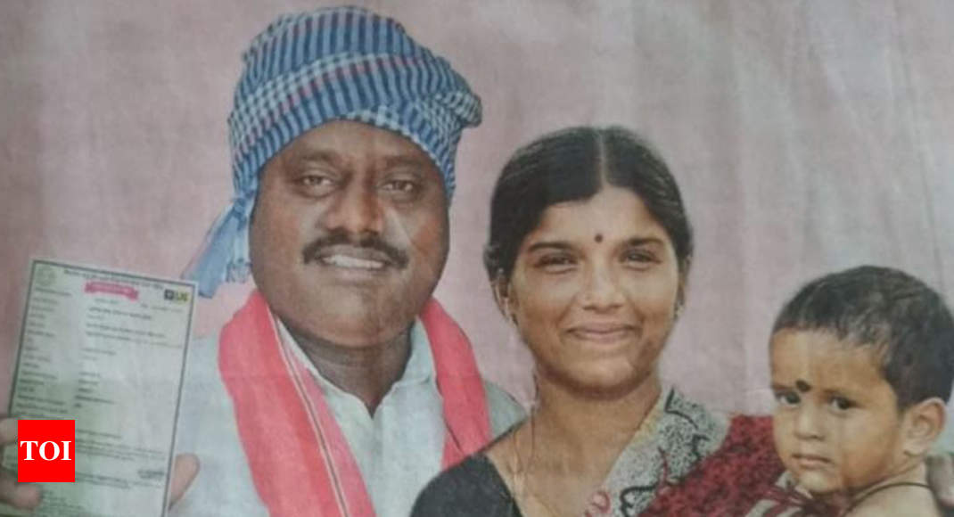 Husband 'changed' in govt ad, woman cries insult to family - Times of India