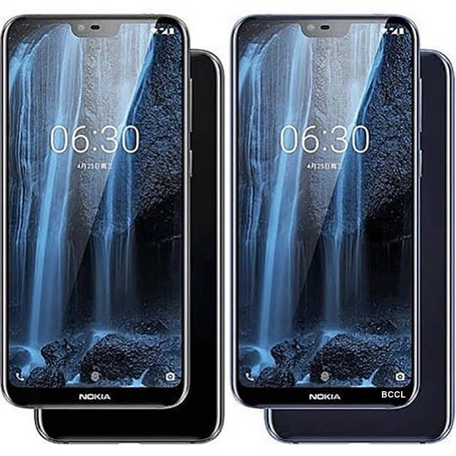 Image result for Nokia 6.1 Plus to be Flipkart exclusive
