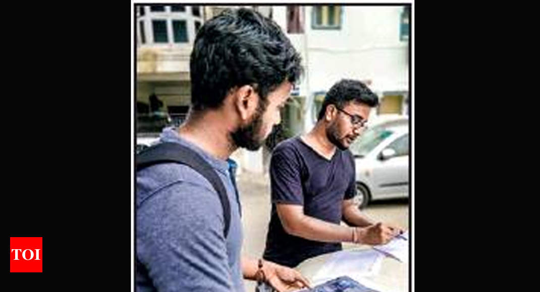 Design for change: Students try to find a solution to urban problems - Times of India