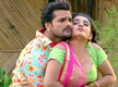 Watch: Khesari Lal Yadav and Ritu Singh's song 'Dhoval Baru Doodh Se' is topping the charts