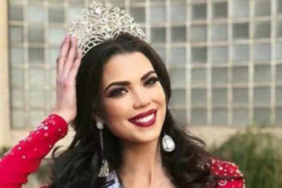 Andrea Diaz crowned Miss Universe Chile 2018