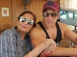 Watch Salman's adorable video with his mother