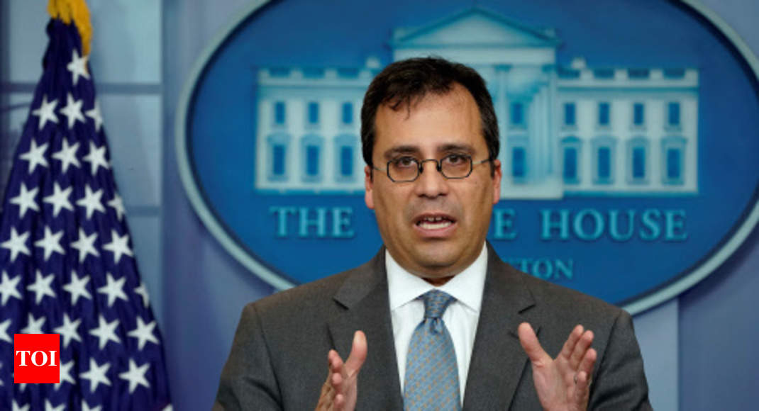 Prevent jobs from going to H-1B visa holders: USCIS director - Times of India