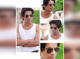 Sunil Grover's photoshoot by Salman are out!