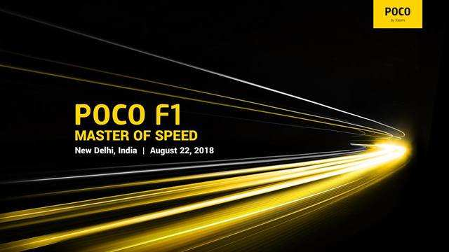Xiaomi Poco F1 to be launched today; How to livestream the event
