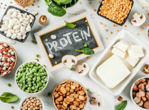5 Simple Steps for Vegetarians to Increase Their Protein Content