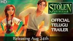 The Stolen Princess - Official Telugu Trailer