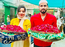 Picture: Monalisa wishes Eid to her followers with husband Vikrant Singh