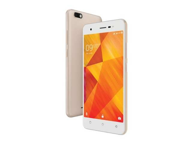 Lava Z60s with 5-inch HD display launched at Rs 4,949