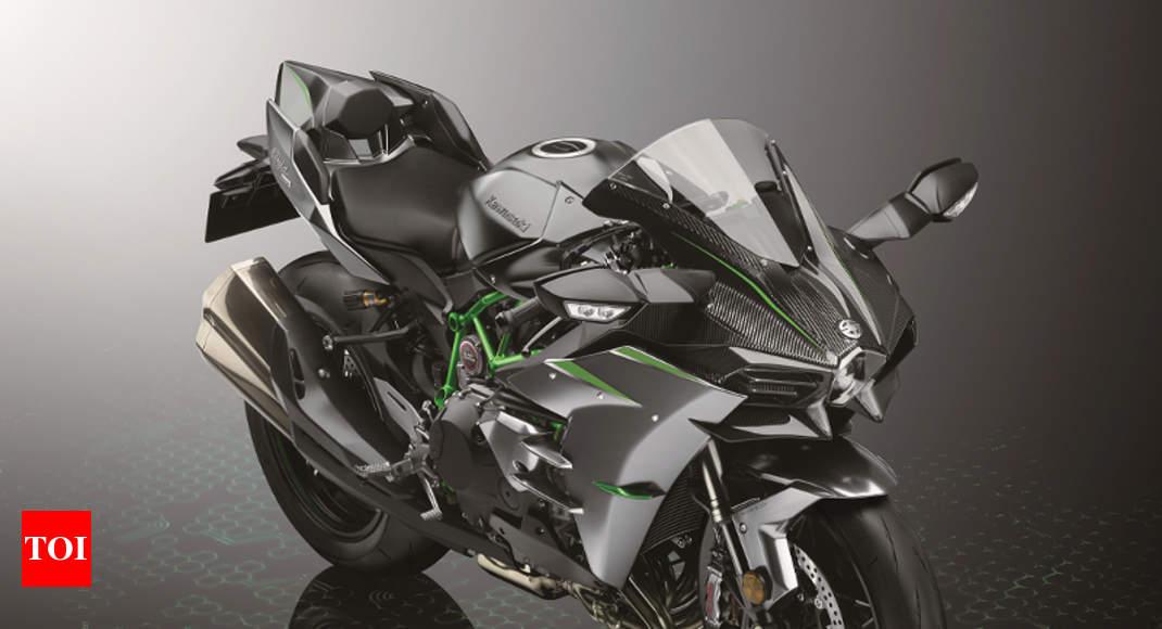Kawasaki 2019 Kawasaki Ninja H2 H2 Carbon H2r Launched In India