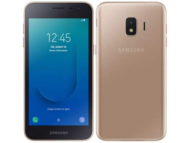 Samsung launches Galaxy J2 Core, its first Android Go phone in India ... 640895ebd651
