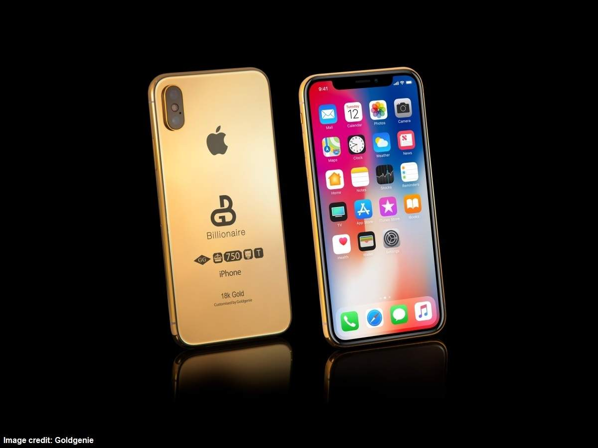 Gold iPhone Xs' gets listed, here's what it reveals about