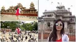 Harshita's fun family trip to Jaipur
