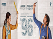 Vijay Sethupathi and Trisha Krishnan starrer '96' audio launched