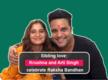 Krushna Abhishek celebrates Raksha Bandhan with sister Arti Singh