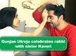 Raksha Bandhan: This is how Gunjan Utreja celebrated Rakhi with sister Kaveri