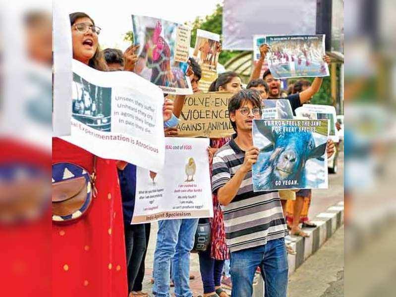 Hyderabadi vegans join hands to end speciesism