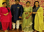 Photos: When Deeksha Joshi and Esha Kansara dolled up for Ujjval Dave's engagement ceremony