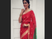 Sonali Kulkarni shares pictures of ethnic wear for Raksha Bandhan