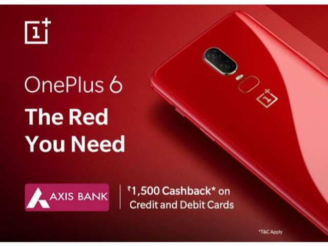 Here's how you can get Rs 1,500 off on OnePlus 6