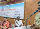 Poems and music kept the audience engaged in Aurangabad