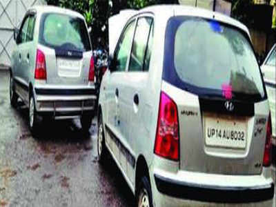 Two cars with same name: Two cars with same name, colour and