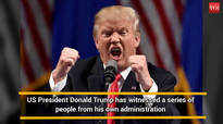 Explosive books on the Donald Trump presidency