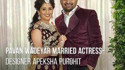 Glimpses from Pavan Wadeyar's wedding reception
