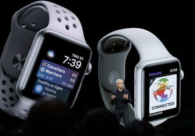 Apple Watch users, the company may soon have 'good news' for you