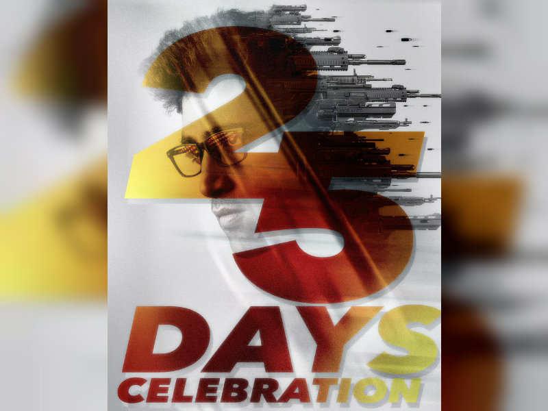 Adivi Sesh and Sashi Kiran Tikka's 'Goodachari' completes 25 days of release