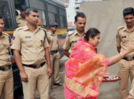 Rakshabandhan celebrated with police officers in Aurangabad