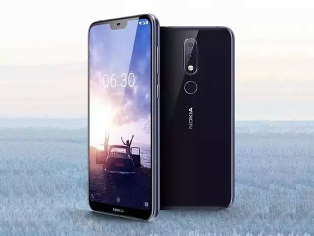 7f43f27b6 Nokia 6.1 Plus to go on sale on Flipkart today at 12PM - Mobiles ...