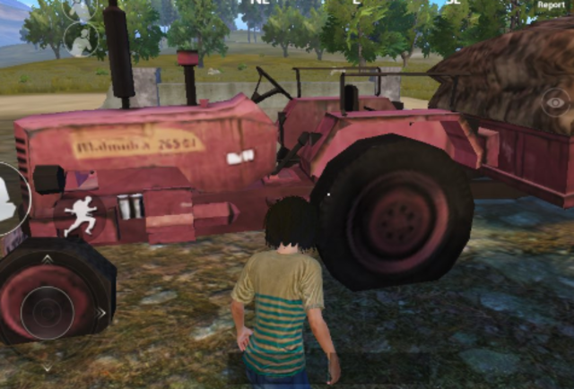 Tractor in PUBG makes Anand Mahindra curious