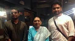 Reva manages to impress former Gujarat CM Anandiben Patel