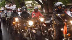 Kerala bikers on their recent Jaipur stopover