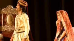 Historical play Prithviraj Raso entertains Jaipur theater lovers